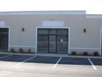 Office Space Frontage Parking